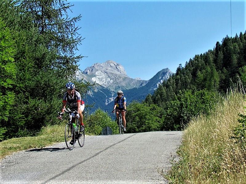 vélo alpes de haute provence