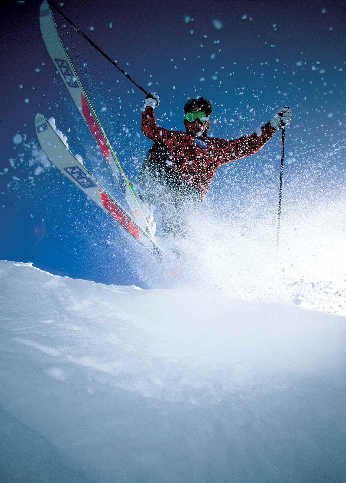 Forfait de ski
