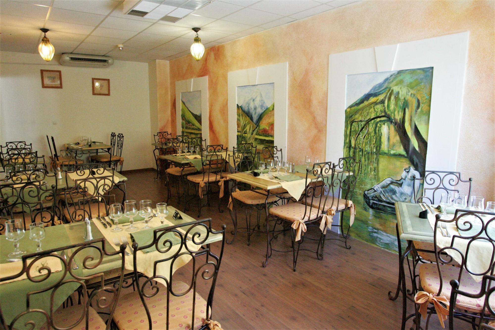 restaurant montagne buffet carte spécialités montagnardes demi pension pension complete