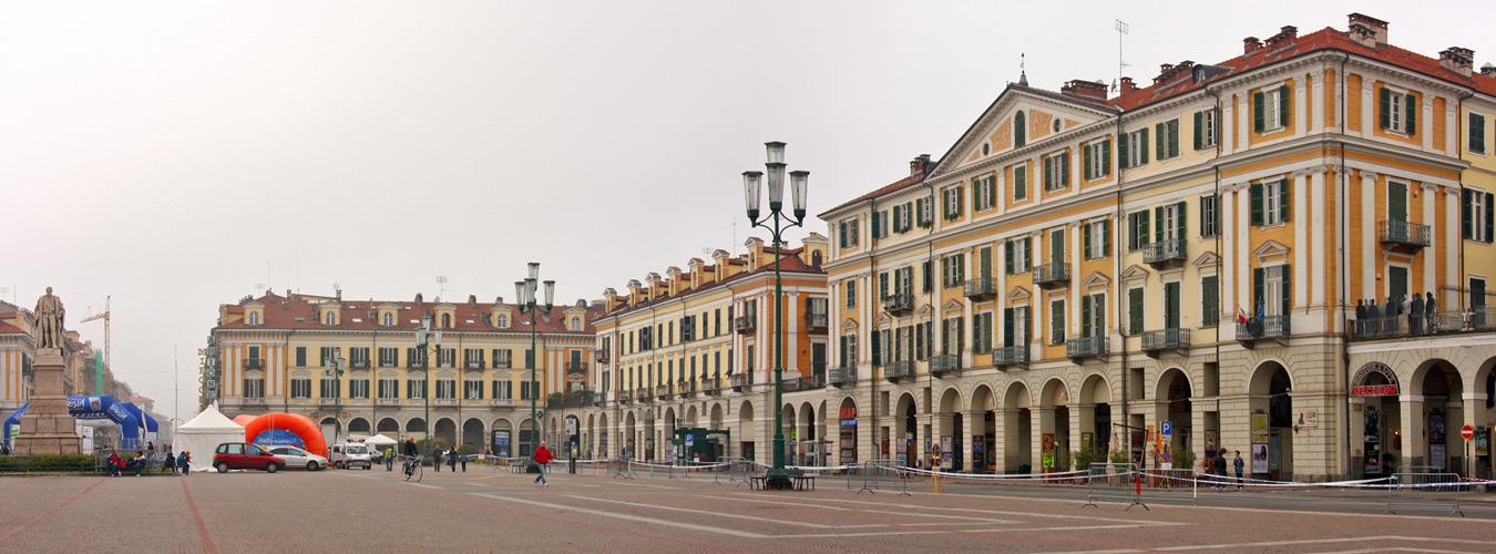Cunéo Place Galimberti