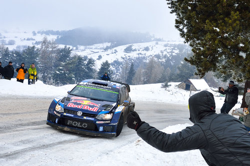 Rallye Monte-Carlo, Hôtel Lauzetane près de Gap