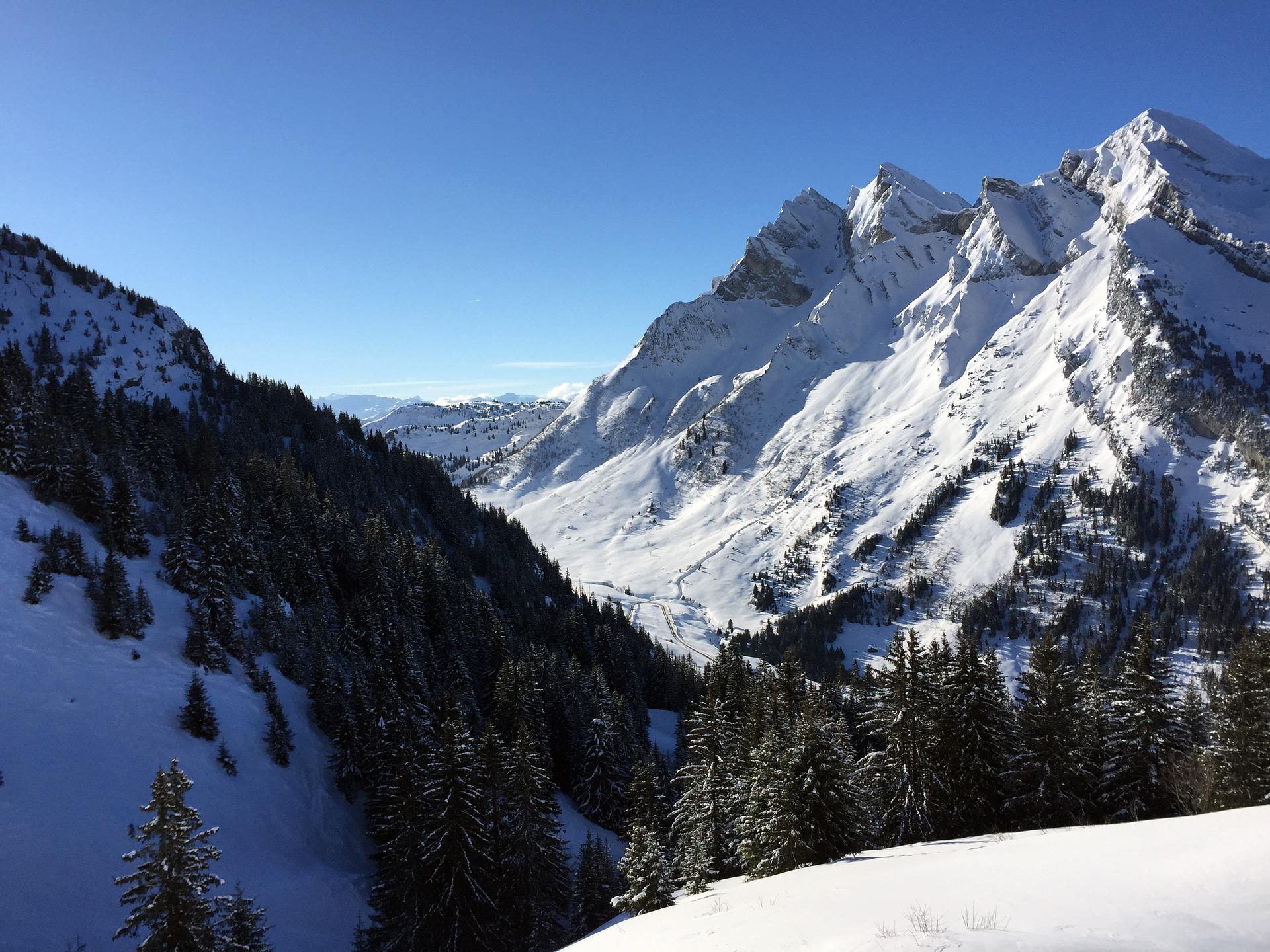 Séjour à la montagne, sport d'hiver et détente dans la vallée de l'Ubaye