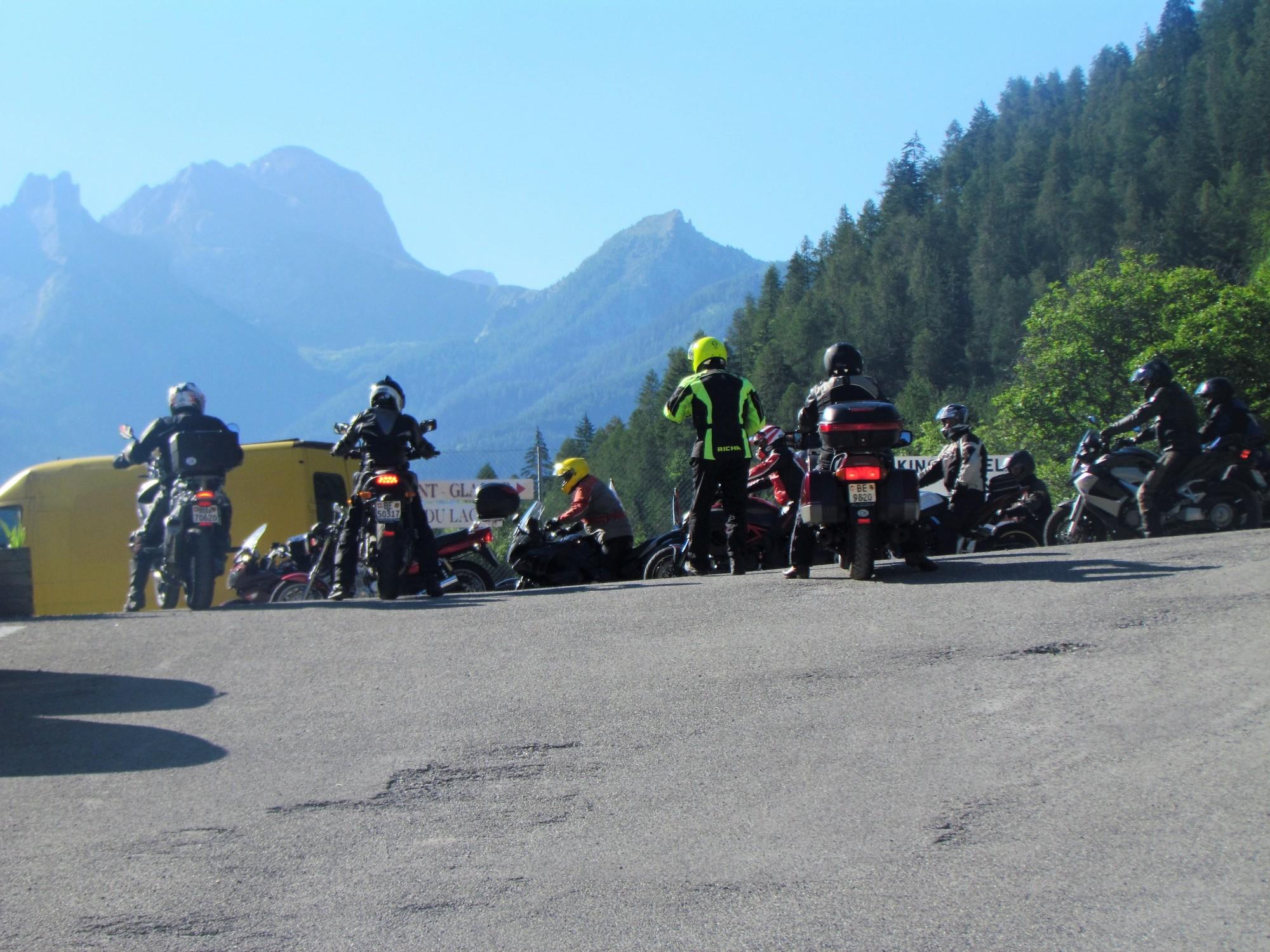 Au départ pour la Grande Traversée des Alpes