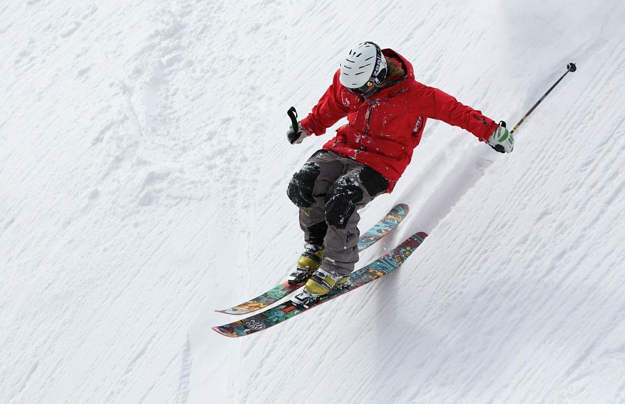 Ski dans les Alpes de Haute Provence