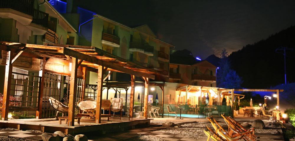 Restaurant alpes de haute provence