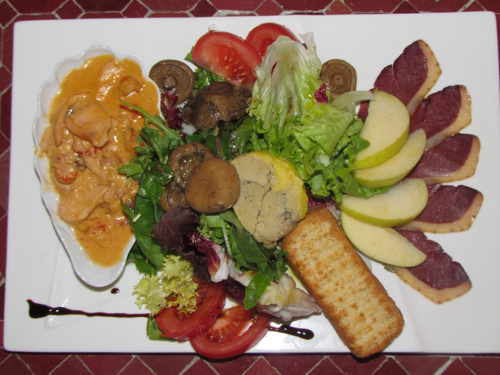 Restaurant traditionnel alpes de hautes provence