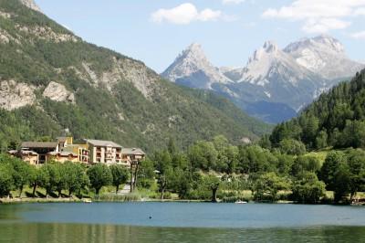 hôtel des alpes provençales