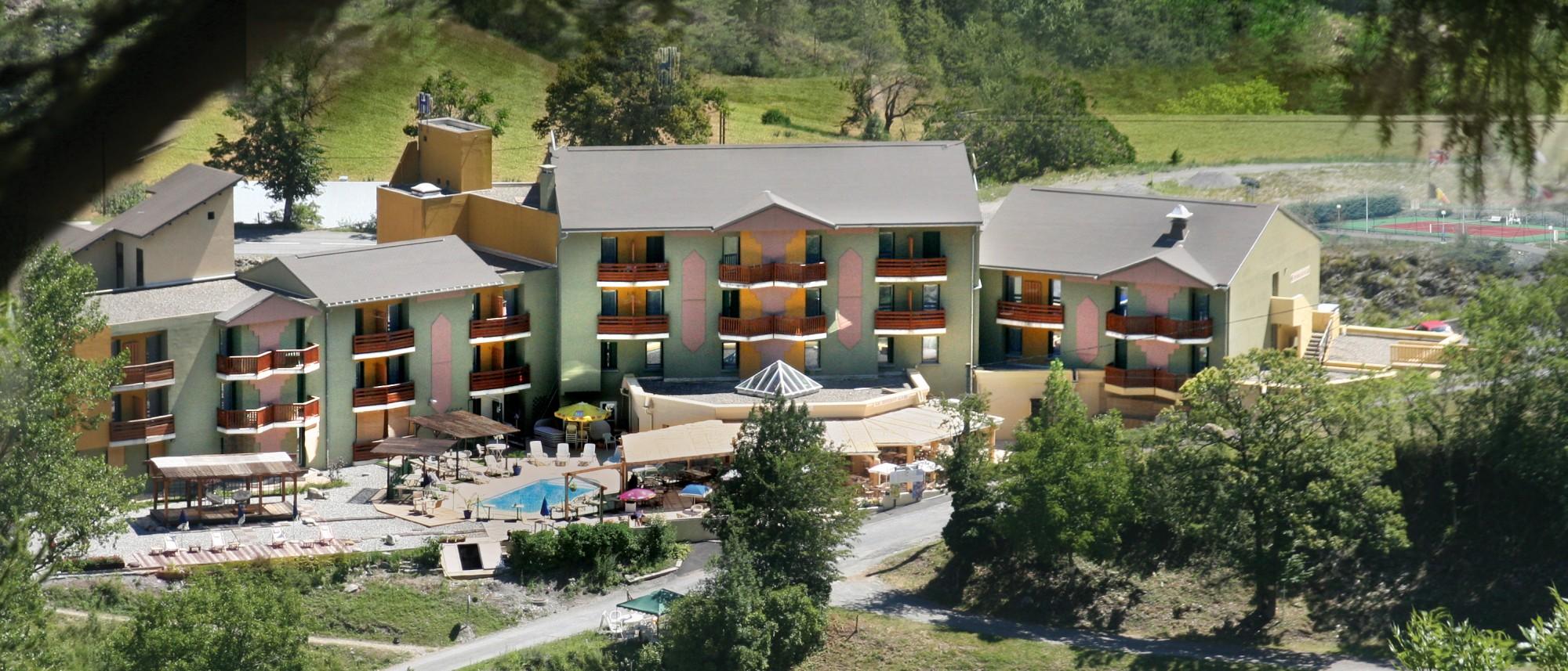 hotel alpes du sud et des alpes provençales