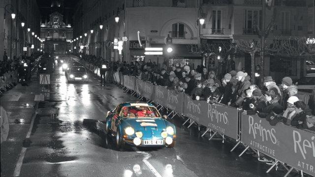 Rallye Monte Carlo Historique Alpes de Haute Provence