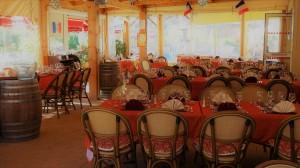 Restaurant en Terrasse ubaye alpes